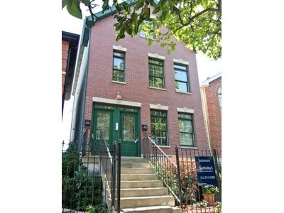 多户住宅 for sales at Bucktown Beauty 2045 N Honore Street Chicago, 伊利诺斯州 60614 美国