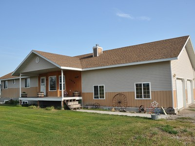 獨棟家庭住宅 for sales at Five Bedroom Ranch Home On Five Acres 1996 E 2000 S Driggs, 愛達荷州 83422 美國