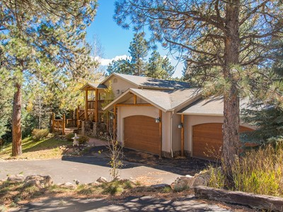 Single Family Home for sales at 638 Soda Creek Drive   Evergreen, Colorado 80439 United States