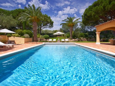 Single Family Home for sales at Superb tropezian villa in Les Parcs de Saint Tropez  Saint Tropez, Provence-Alpes-Cote D'Azur 83990 France