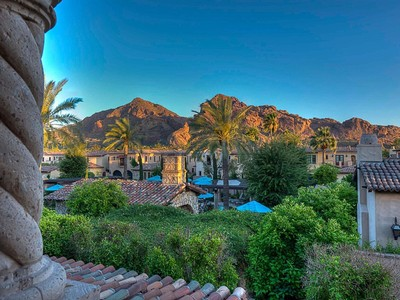 Single Family Home for sales at Stunning European Villa Offers Privacy, Resort Style Amenities & Stunning Views 4949 E Lincoln Drive #22 Paradise Valley, Arizona 85253 United States