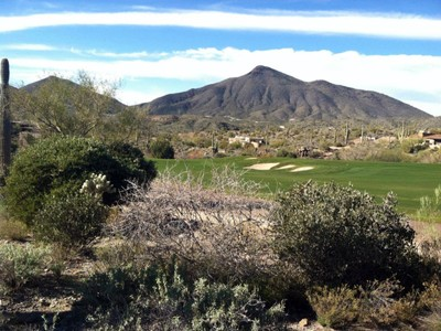 Terrain for sales at One Acre Custom Homesite on Golf Course in Desert Mountain 41796 N 99th Way #157 Scottsdale, Arizona 85262 États-Unis