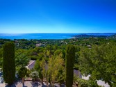 Maison unifamiliale for sales at Luxurious villa within a private estate with breathtaking sea views  Sainte Maxime,  83120 France