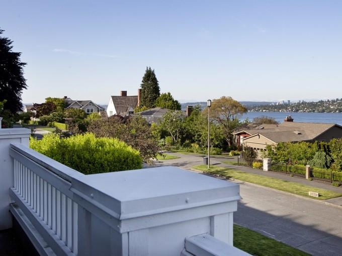 Single Family Home for sales at Cascadia Cape Cod 3827 Cascadia Ave S Seattle, Washington 98188 United States