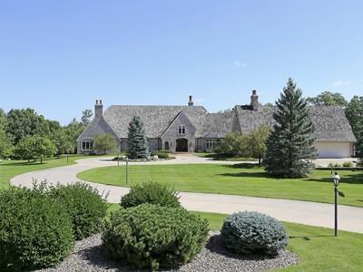 Casa para uma família for sales at 12151 Danbury Way  Rosemount, Minnesota 55068 Estados Unidos