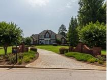 Частный односемейный дом for sales at Custom Estate in Covington 170 Glengarry Chase   Atlanta, Джорджия 30014 Соединенные Штаты