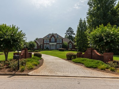 Maison unifamiliale for sales at Custom Estate in Covington 170 Glengarry Chase Atlanta, Georgia 30014 États-Unis