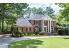 Single Family Home for sales at Beautiful Colonial Brick Home 7775 Jett Ferry Rd Sandy Springs, Georgia 30350 United States