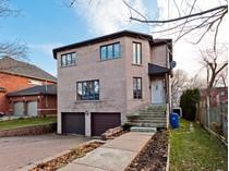 Частный односемейный дом for sales at Montreal Ouest    Montreal, Квебек H4X 1L2 Канада