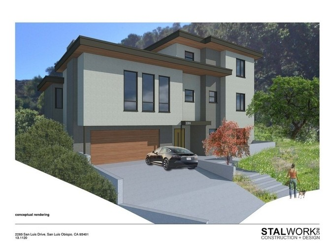 Land for sales at Ready to Build! San Luis Creek Estates 2285 San Luis Dr   San Luis Obispo, California 93401 United States