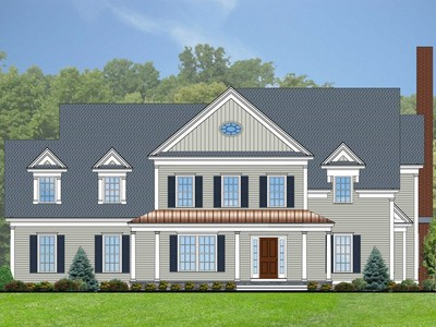 Nhà ở một gia đình for sales at New Construction 263 Peaceable Street  Ridgefield, Connecticut 06877 Hoa Kỳ