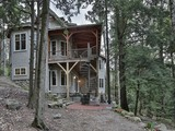 Property Of Stunning Timberpeg Home