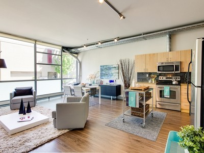 Condominium for sales at Carbon 56 2015 Terry Ave #216 Seattle, Washington 98121 United States