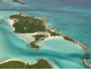 Private Island for sales at Saddleback Cay Exuma Cays, Exuma Bahamas