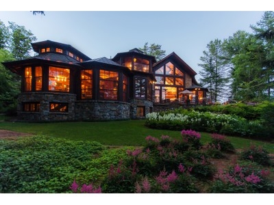 Moradia for sales at Most Magnificent Home Available in Lake Placid   Lake Placid, Nova York 12946 Estados Unidos