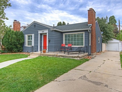 Single Family Home for sales at Updated 15th and 15th Gem 1655 Roosevelt Ave Salt Lake City, Utah 84105 United States