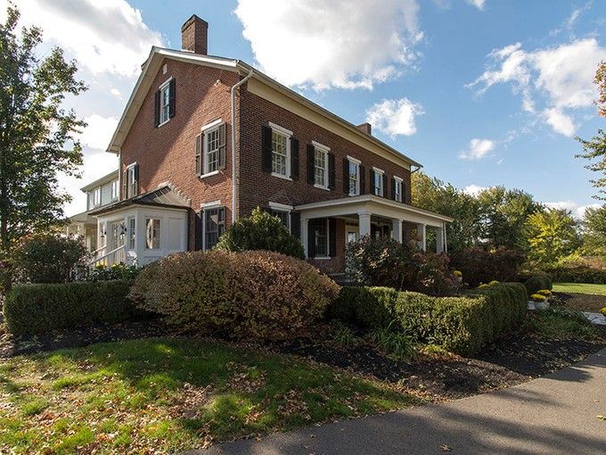 Single Family Home for sales at The Weart Family Farm - Hopewell Township 340 Province Line Road Skillman, New Jersey 08558 United States
