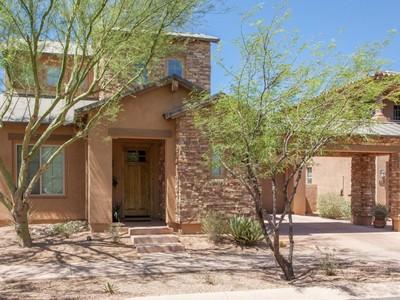 一戸建て for sales at Wonderful Highly Upgraded DC Ranch Home 9372 E Desert Park Drive Scottsdale, アリゾナ 85255 アメリカ合衆国