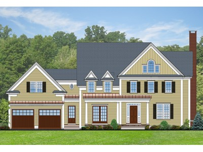 Nhà ở một gia đình for sales at Brand New Construction 257 Peaceable Street  Ridgefield, Connecticut 06877 Hoa Kỳ