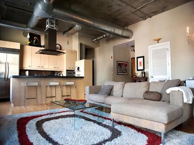콘도미니엄 for sales at Gorgeous Midtown Loft 1058 Piedmont Avenue NE #303  Atlanta, 조지아 30309 미국