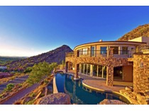Single Family Home for sales at Location, Views & Quality On The Western Slope Of Mummy Mountain 7929 N 55th Street   Paradise Valley, Arizona 85253 United States
