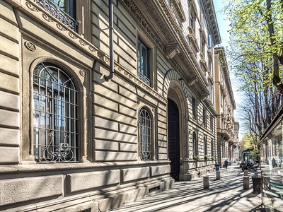 Single Family Home for sales at 262 sqm property in beautiful historic building Cadorna/Boccaccio Milano, Milan 20123 Italy