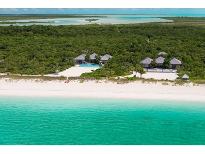 Single Family Home for sales at Island Villa 1101 Beachfront Parrot Cay, Parrot Cay TC Turks And Caicos Islands