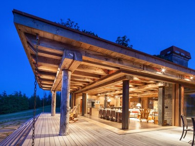 Private Island for sales at James Island Gulf Islands, British Columbia Canada