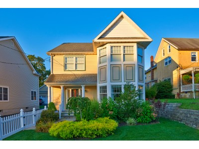 Single Family Home for sales at Custom Colonial 123 Navesink Ave Highlands, New Jersey 07732 United States