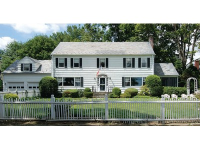 Single Family Home for sales at Larchmont Manor Colonial Gem 40 Park Avenue Larchmont, New York 10538 United States