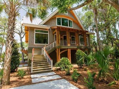 Single Family Home for sales at 111 Halona Lane   Kiawah Island, South Carolina 29455 United States