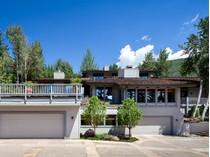 一戸建て for sales at Stunning Views from Red Mountain 71 Salvation Circle   Aspen, コロラド 81611 アメリカ合衆国