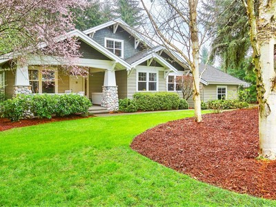 Single Family Home for sales at Stunning Canterwood Craftsman 11709 Hunter Lane NW Gig Harbor, Washington 98332 United States