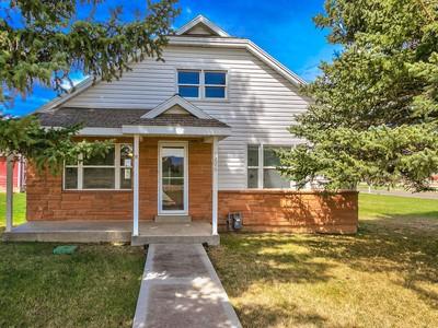 Maison unifamiliale for sales at Charming Heber Cottage Home 1206 South 1200 West Heber City, Utah 84032 États-Unis