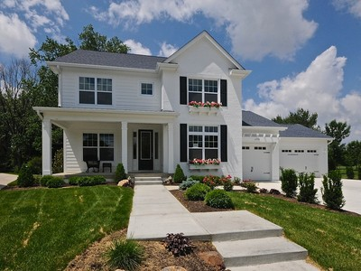 Einfamilienhaus for sales at Luxurious Home in Stonegate 6758 Chapel Crossing Zionsville, Indiana 46077 Vereinigte Staaten
