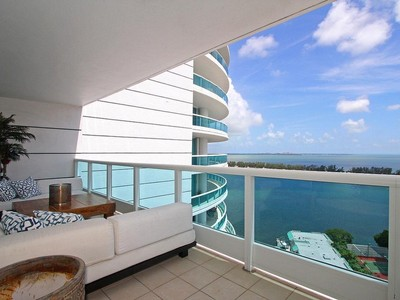Кооперативная квартира for sales at 2127 Brickell Ave. #2305 2127 Brickell Ave. Unit 2305 Miami, Флорида 33129 Соединенные Штаты