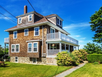 Single Family Home for sales at Good Harbor Beach Colonial 134 & 136 Bass Avenue  Gloucester, Massachusetts 01930 United States