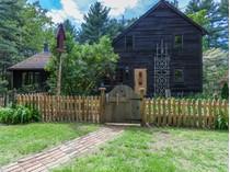Maison unifamiliale for sales at Reproduction Saltbox 36 Pompeo Road   Thompson, Connecticut 06255 États-Unis