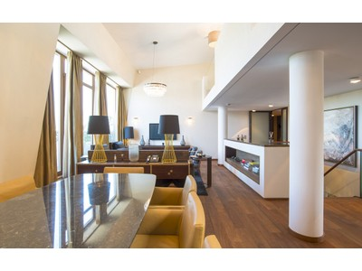 Apartment for sales at Very extraordinary Penthouse at the Main River  Frankfurt Am Main, Hessen 60594 Germany