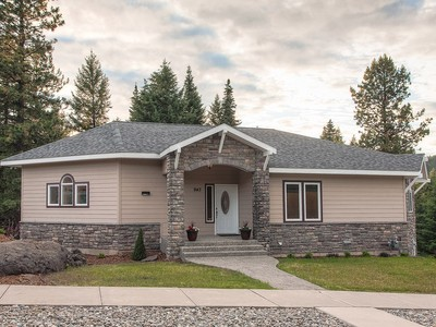 Single Family Home for sales at Quality Home in Great Neighborhood 943 N VICTORIAN DR Coeur D Alene, Idaho 83814 United States