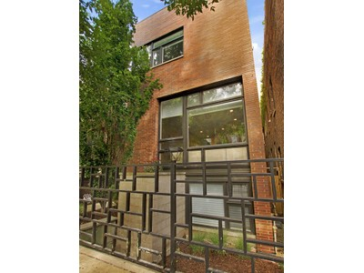 Villa for sales at Bucktown Contemporary Masterpiece 1735 N. Hermitage Chicago, Illinois 60622 Stati Uniti
