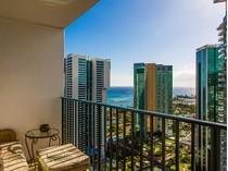 Condominium for sales at Hawaiki Tower 88 Piikoi Street #3502 & 3501   Honolulu, Hawaii 96814 United States