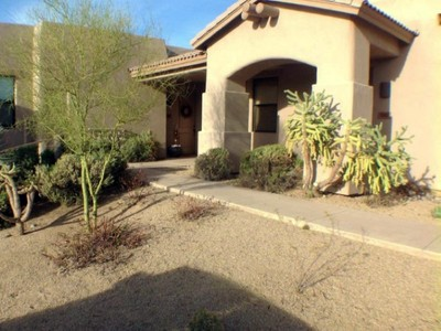 Copropriété for sales at Lock & Leave Condo in The Retreat @ Legend Trail 34457 N Legend Trail Pkwy #1001 Scottsdale, Arizona 85262 États-Unis