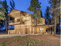 Maison unifamiliale for sales at Heaven in the Tall Pines 3505 S Lariat LOOP   Flagstaff, Arizona 86005 États-Unis
