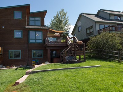 Townhouse for sales at Townhome With Single Family Feel 574 Tamarack Drive  Steamboat Springs, Colorado 80487 United States