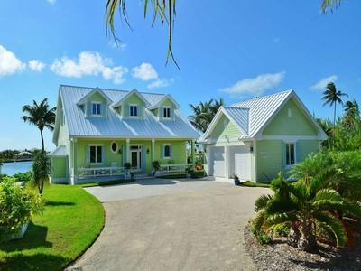 Single Family Home for sales at Sweet Pea Treasure Cay, Abaco Bahamas