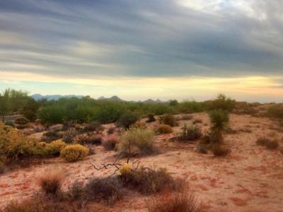 Land for sales at Quiet Custom Homesite in Mirabel 38152 N 109th Street #129 Scottsdale, Arizona 85262 Vereinigte Staaten