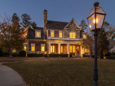 独户住宅 for sales at Extraordinary Custom Home In Newhaven 220 Newhaven Drive Fayetteville, 乔治亚州 30215 美国