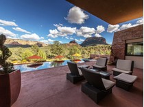 Single Family Home for sales at Incredible, Unique, and Dramatic Natural Beauty 105 Canyon Vista Rd   Sedona, Arizona 86336 United States