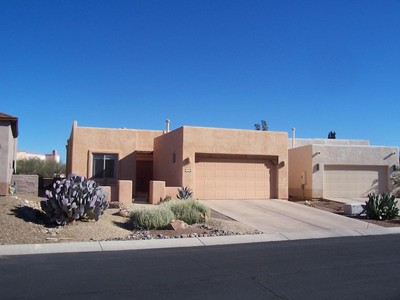 Vivienda unifamiliar for sales at Popular Santa Fe Design 220 Market Circle Tubac, Arizona 85646 Estados Unidos